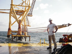 Gulf of Mexico Work Offshore