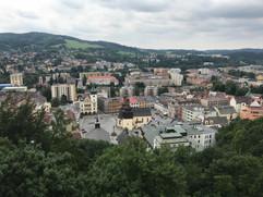 My hometown Nachod, Czech
