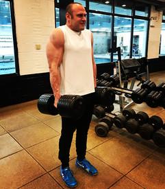 Trapezius workout
