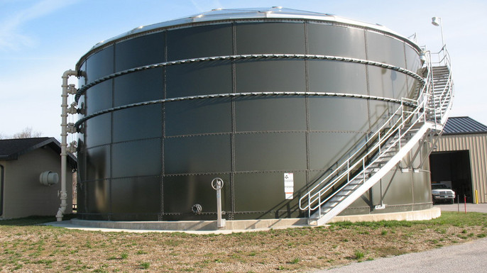 So why use sludge tanks when treating wastewater?