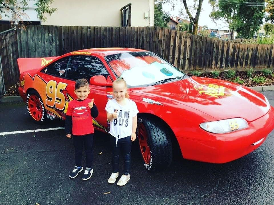 cars lightening mcqueen