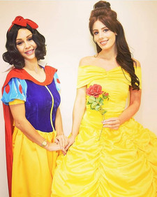 Magical princesses for your party! Conta