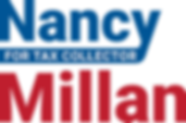 Nancy Millan for Tax Collector Logo.png