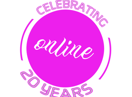 Celebrating 20 years online!