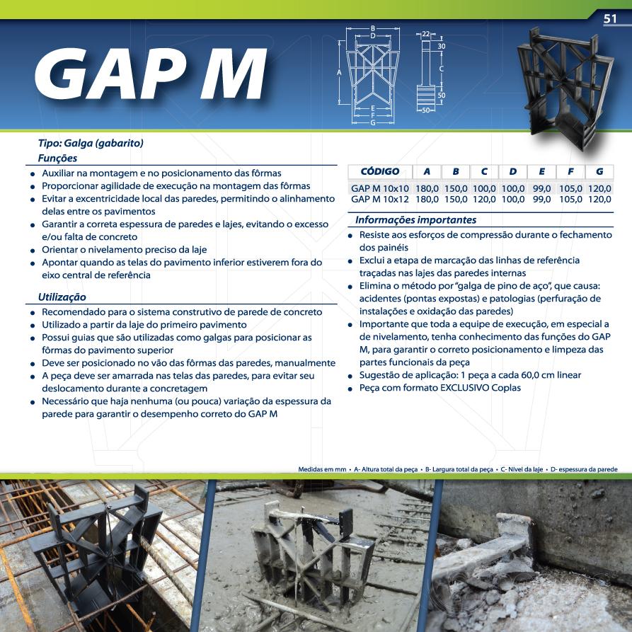51-GAP-M
