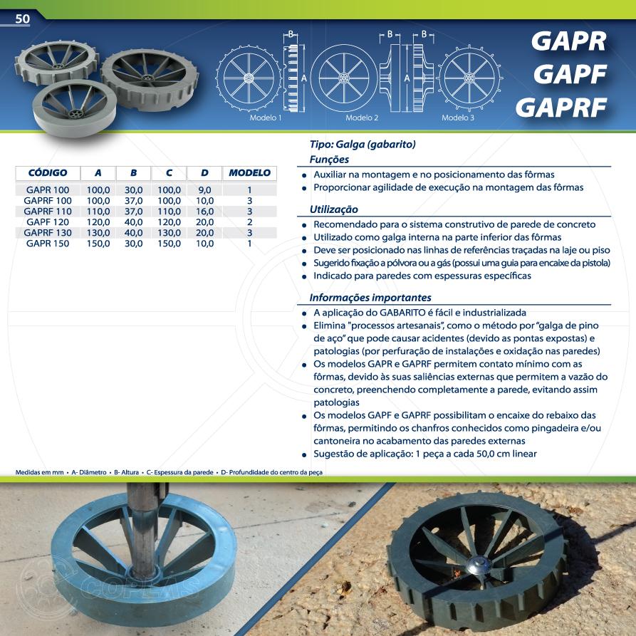 50-GAP-GAPR-GAPRF