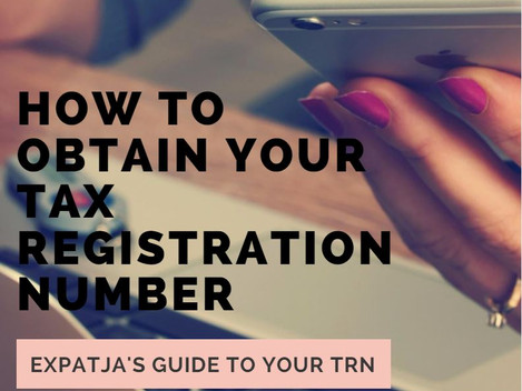 Taxpayer Registration Number