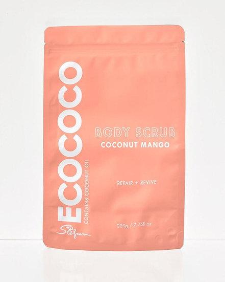 Ecococo Mango Body Scrub Front View