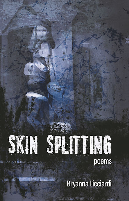 SKIN SPLITTING book cover
