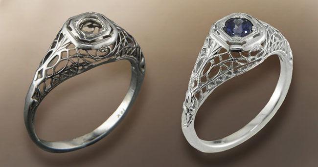 Antique Jewelry Restoration