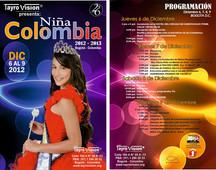 NIÑA COLOMBIA 2012