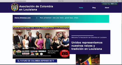 Asociacion de Colombia en Louisiana