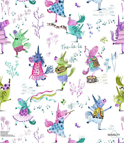 NHF113 Musical Unicorns