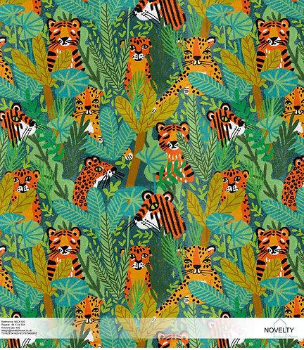MICK100 Jungle cats