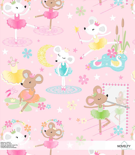 LISP010 Ballet Mice