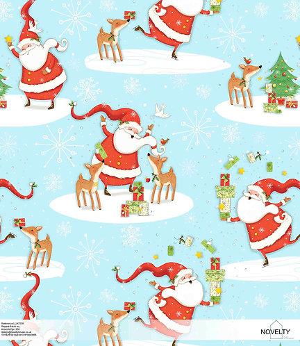 LUAT037 Santa Time