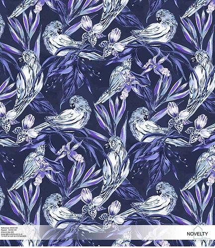 MICK145 Blue Parrots