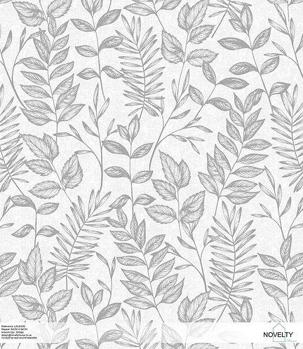 LAUE033 monotone leaves