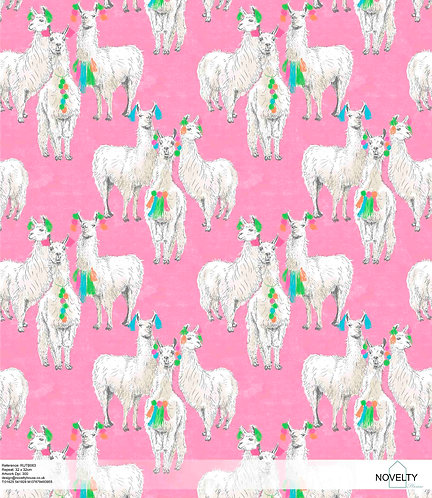 RUTB063 Lucky Llama