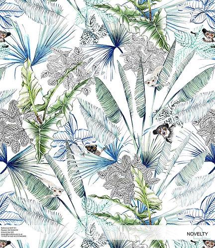 NHF161 jungle fronds