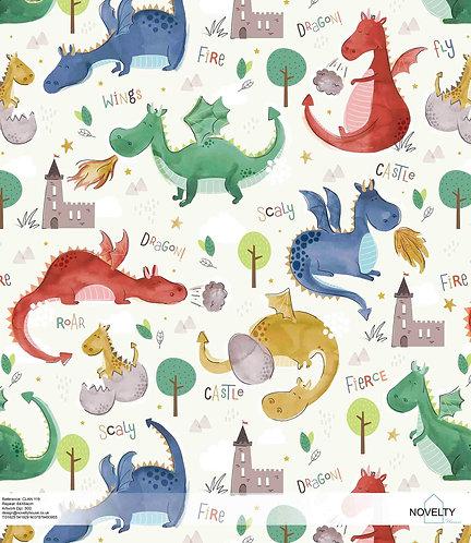 CLAN119 Dragons!