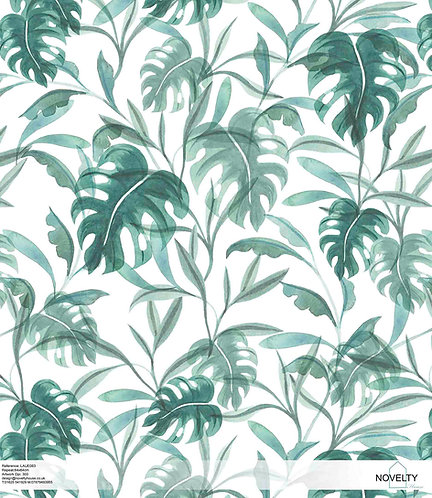 LAUE063 Jungle Leaves