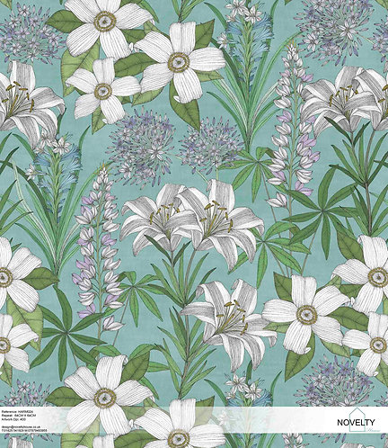 HARM024 Flower bed