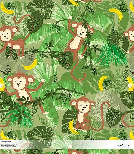 LISP008 Monkey Time