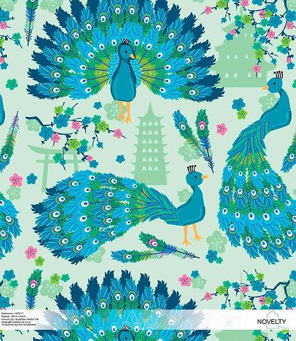 LISP017 Peacock oriental