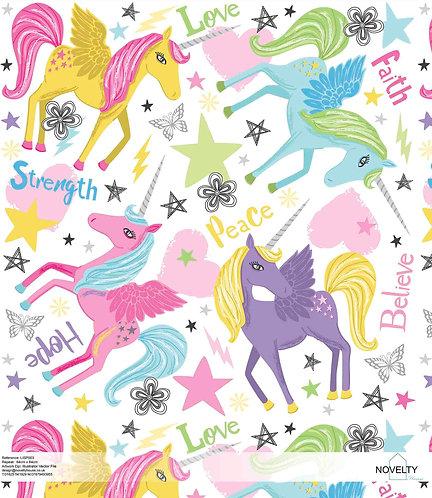LISP003 Unicorn Peace