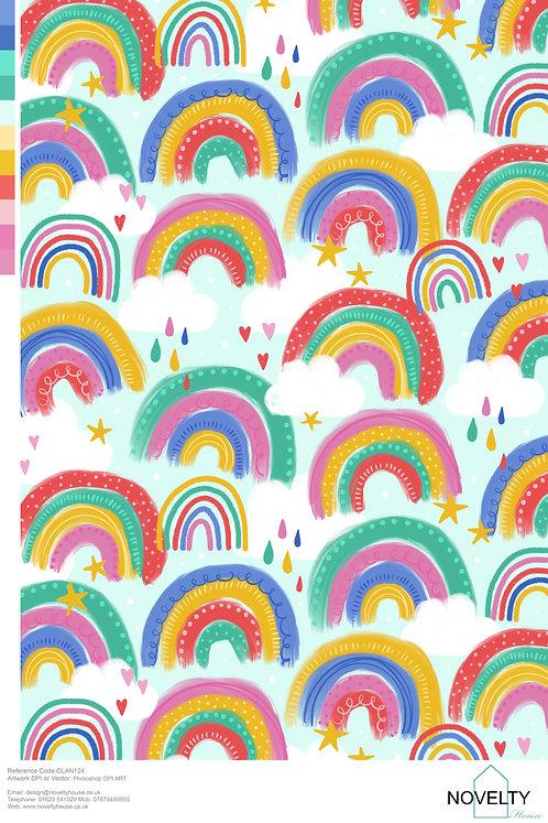 CLAN124 Rainbows!