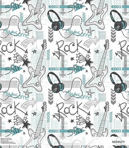 CAWH 014 Rock Star