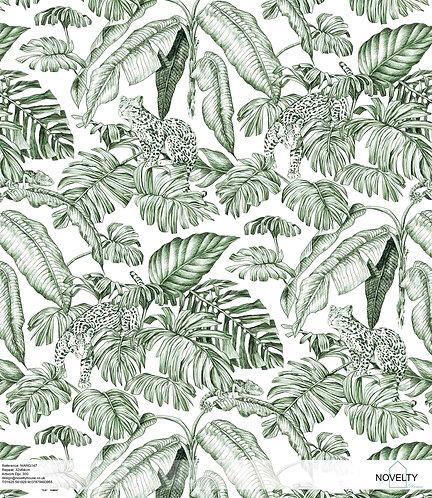 MARG147 Ocelot jungle