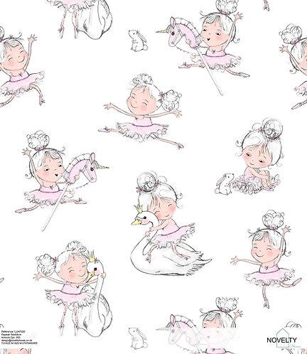 LUAT020 The Little Ballerina