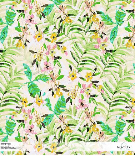 MICK040 Pastel palms