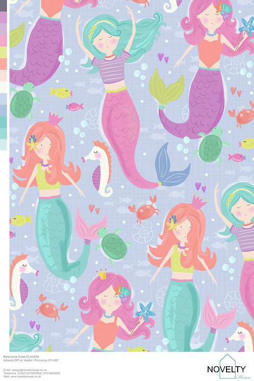 CLAN054 Mermaids