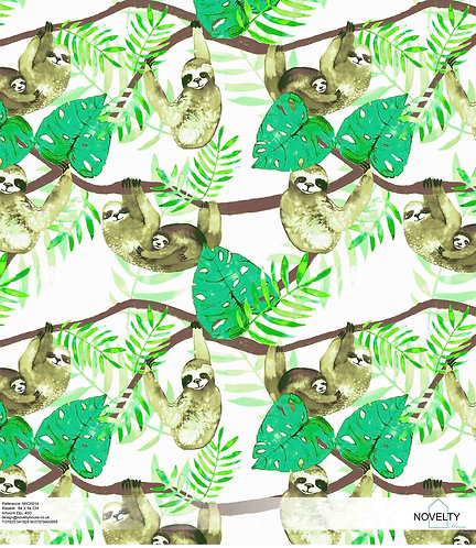 MICK014 Green Sloths