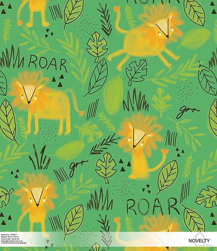 JSMI011 Hear me Roar
