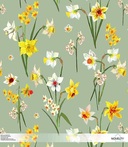 NHF079Painted Daffodils