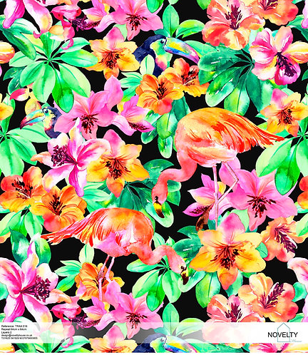 TRAA016 Flamingo Flowers