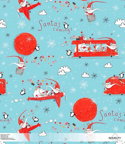 LUAT031 Santa's Coming!