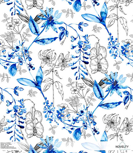 DIAB022 Blue line & Wash