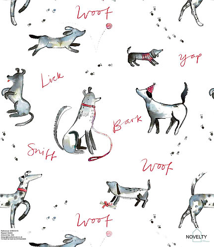 EMMV015 Woofy Dogs