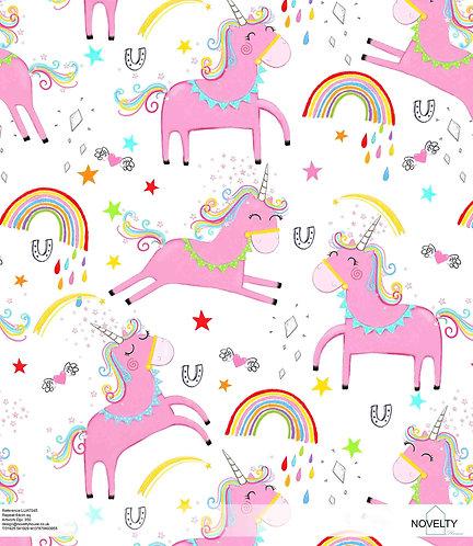 LUAT045 Stay safe Unicorn