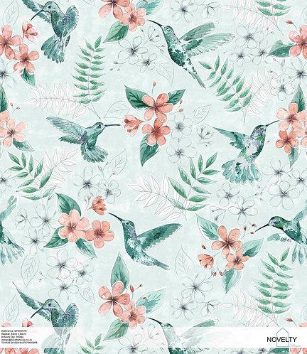 DPOW015 Hummingbirds