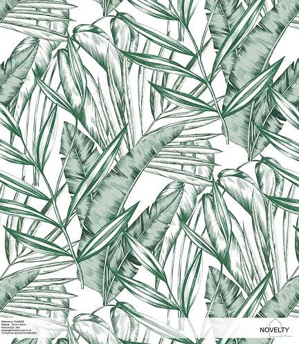 DIAB065 Pen & ink Jungle