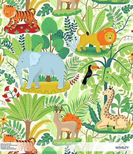 NOOT005 Jungle Safari