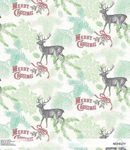 RUTB054 Christmas Stag