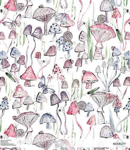 EMMV014 Mushroom field