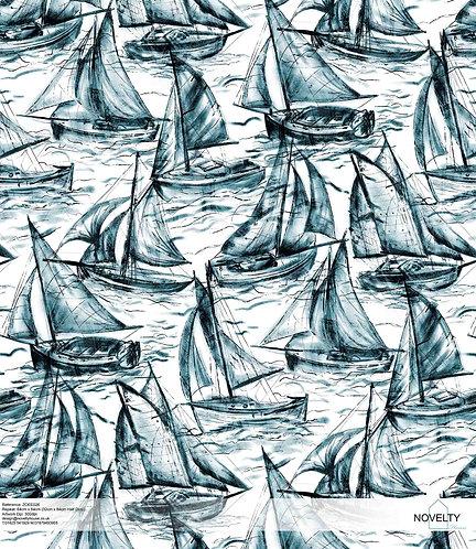 ZOEE026 Blue Boaters
